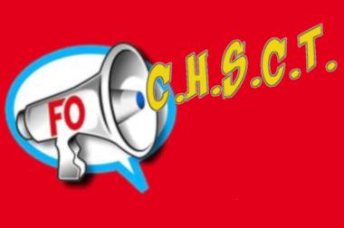 Compte Rendu du CHSCT-D du 14 mai 2020