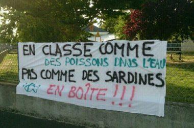 A l'école Maisonneuve de Joué-lès-Tours, les parents se mobilisent !