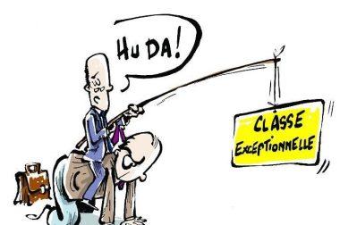 CAPD Hors classe et classe exceptionnelle : report des résultats au 11 juillet…. le chaos continue !