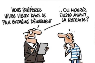 BLOQUER LE PROJET DE CONTRE-REFORME GOUVERNEMENTAL !