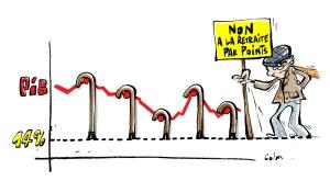 Le Conseil d'Etat étrille la réforme Macron-Philippe et balaie l'enfumage de la «revalorisation»