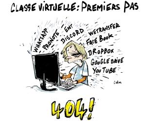 «Télétravail», «continuité pédagogique ou administrative» : assez de pression et d'exigences non-réglementaires !