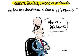 Synthèse du « Grenelle » de Blanquer : territorialisation, autonomie, déréglementation, ça suffit !